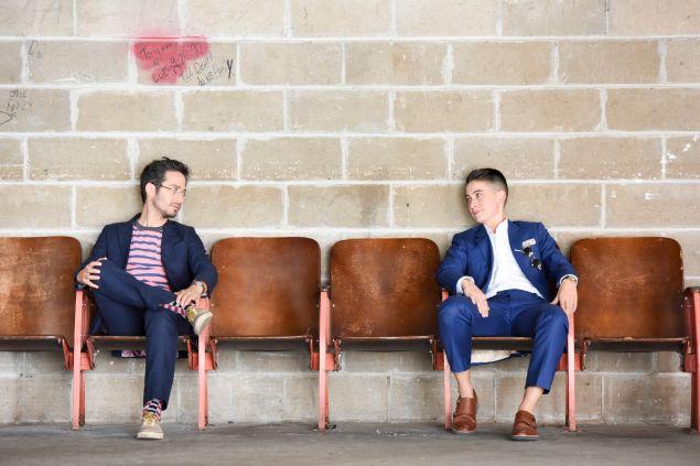 Daniel Friedman and Rae Tutera (Photo: JoJo Whilden/Courtesy of HBO).