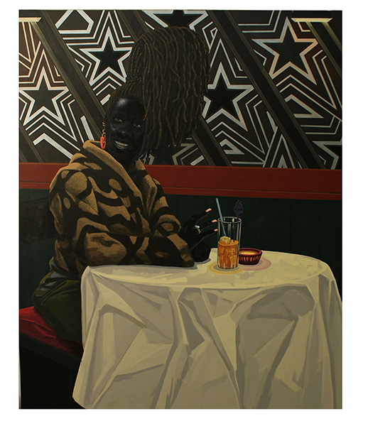Kerry James Marshall, The Club, 2011. (Photo: Courtesy of the artist and David Zwirner Gallery)