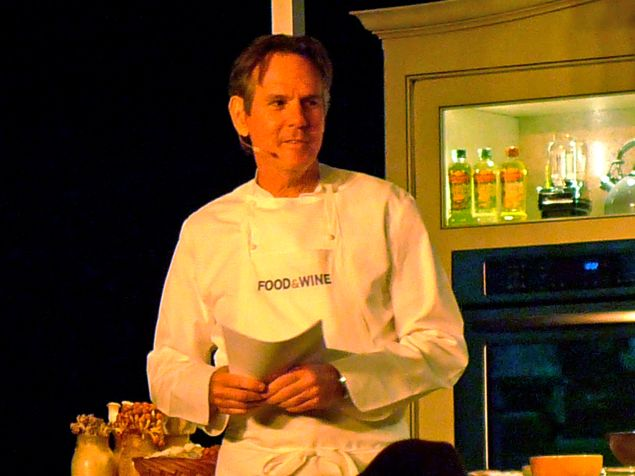 Thomas Keller's Per Se was downgraded to two stars by the New York Times. (Photo: Google Commons)