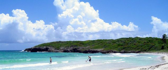 The stunning Vieques island (Photo: Wikimedia commons/Jaro Nemčok).