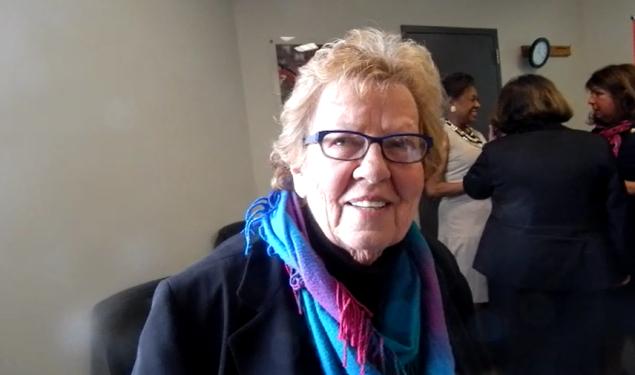 Senator Loretta Weinberg responds to renewed opposition to expanding casino gaming into North Jersey
