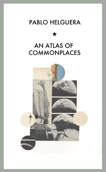 Pablo Helguera, Cover of An Atlas of Commonplaces, 2015.