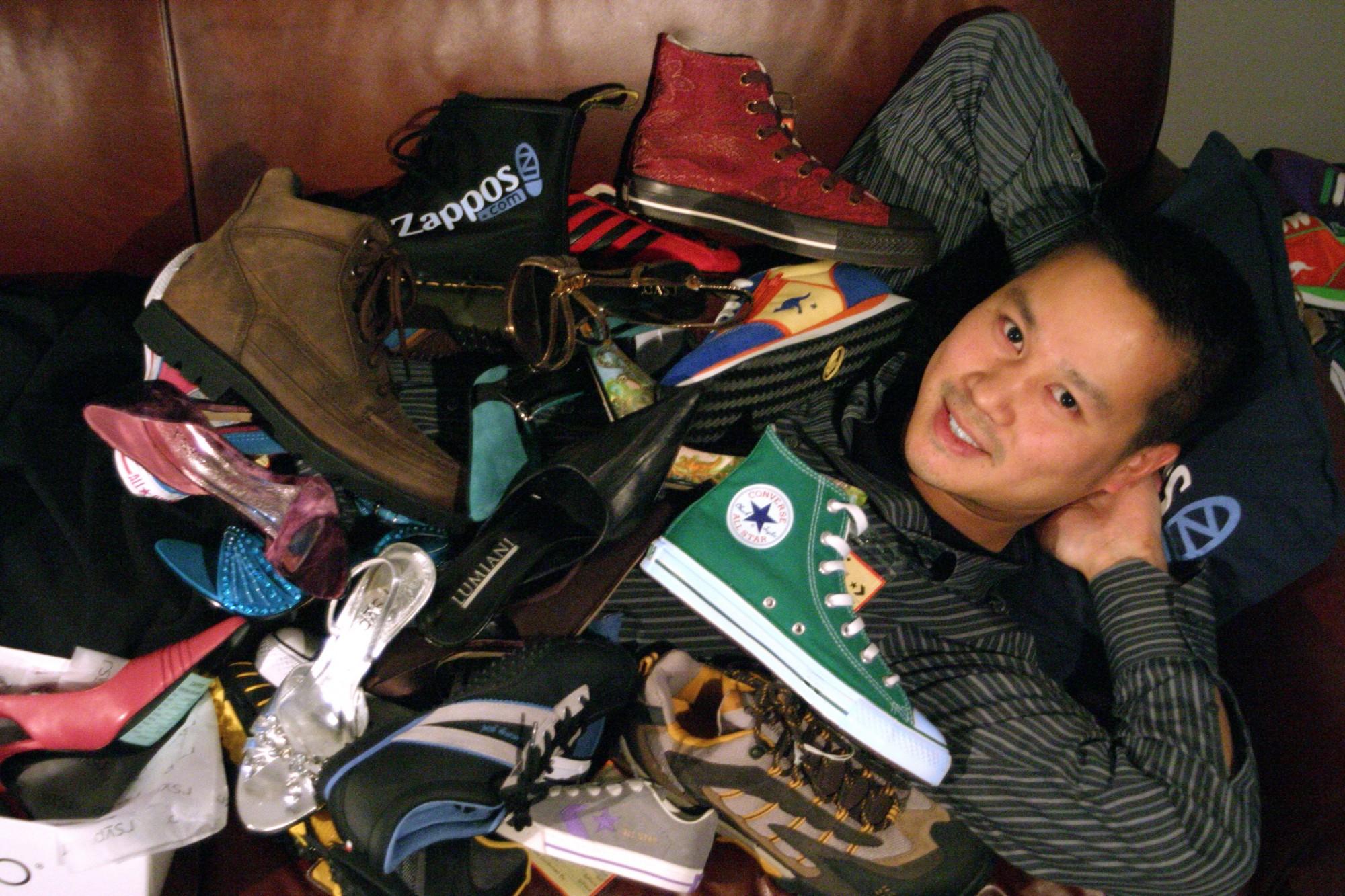 Photo of Tony Hsieh