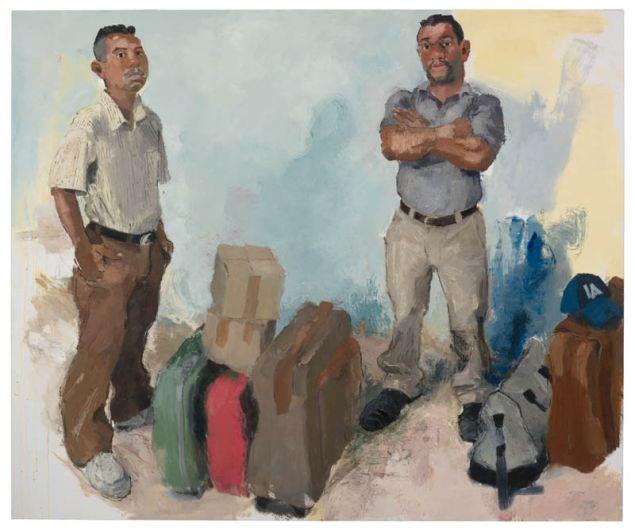 John Sonsini, Christian & Alex, 2010. (Courtesy Ameringer McEnery Yohe)