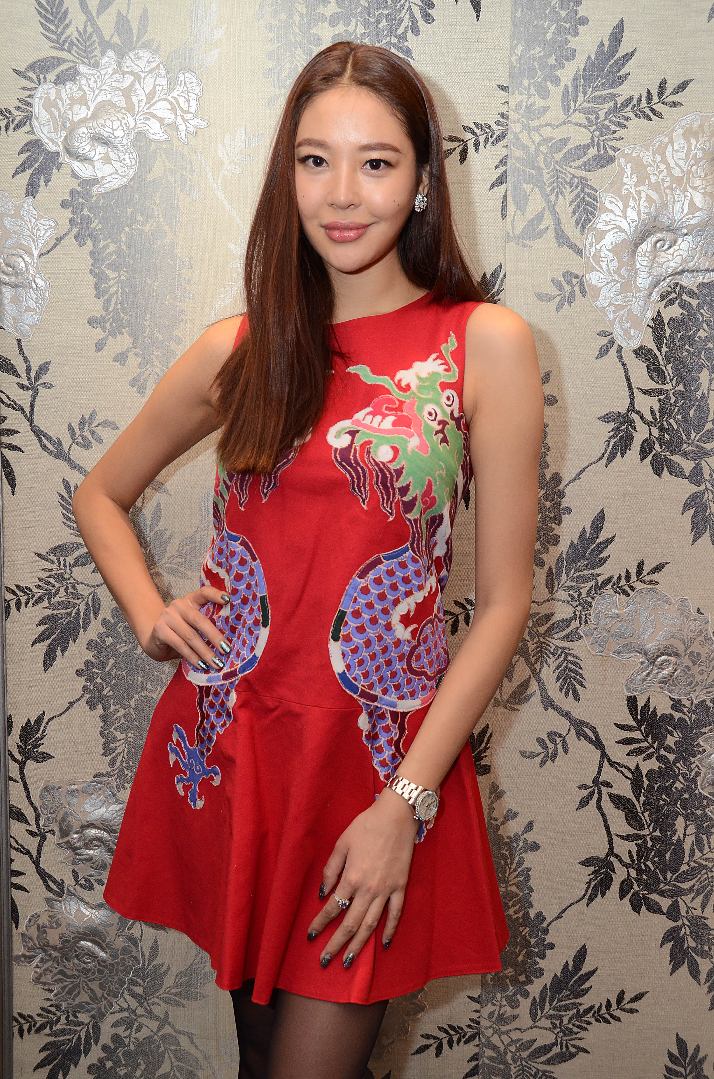 10. Miss China Zilin Luo