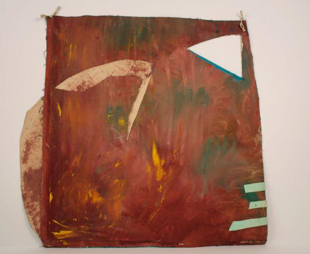 Jessica Stockholder, Untitled, 1985.