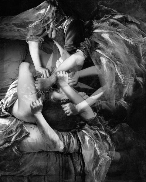 Anna Ostoya, Ghosts, 2016.