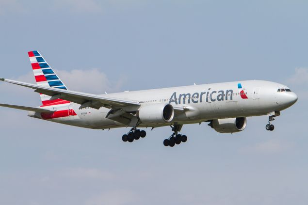 Think twice before using in-flight Wi-Fi, especially on American Airlines.