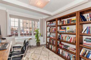 Bookshelves! (Ann Weintraub)