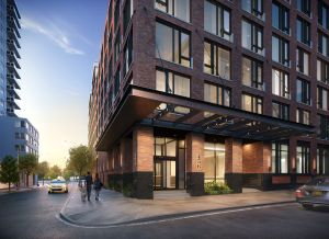 The rents at 456 Washington can go up to $50,000. (Photo: Courtesy Related Companies)