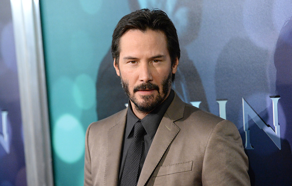 Actor Keanu Reeves attends Summit Entertainment's premiere of John Wick at the ArcLight Hollywood in 2014.