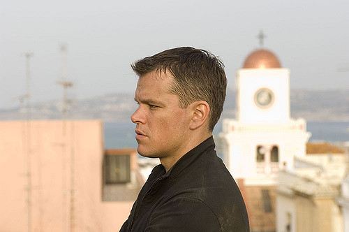 Matt Damon as Jason Bourne, Hollywood's most famous amnesiac. (Photo: Flickr Creative Commons)