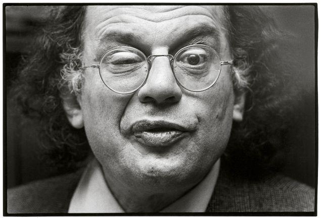 Allen Ginsberg in 1979.