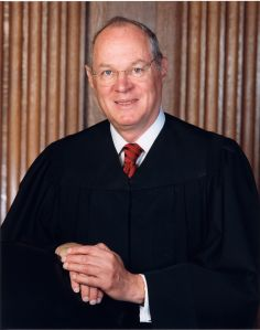 Same-sex marriage advocates won over Justice Anthony Kennedy.