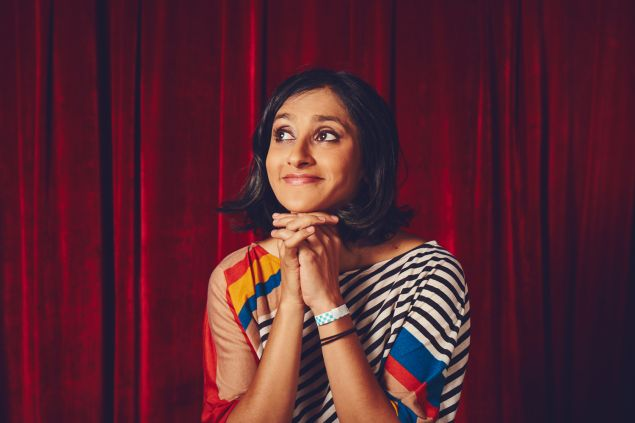 Aparna Nancherla (Photo by: Shaughn and John)