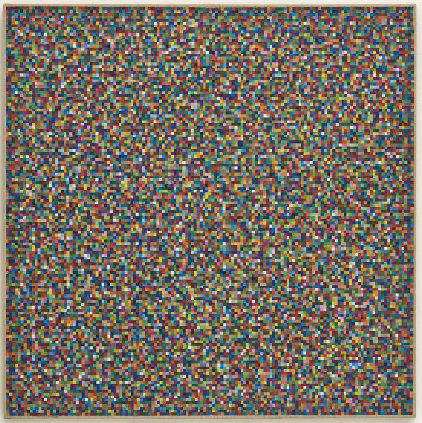 Tony Bechara, 125 Colors. PHOTO: Courtesy Tony Bechara