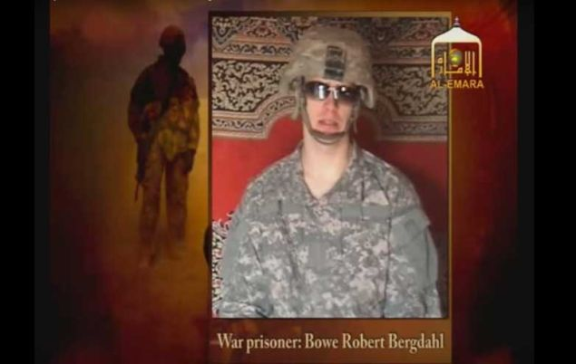 The Taliban's video of Bowe Bergdahl.