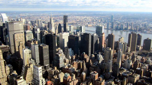 New York City. (Photo: Wikipedia)