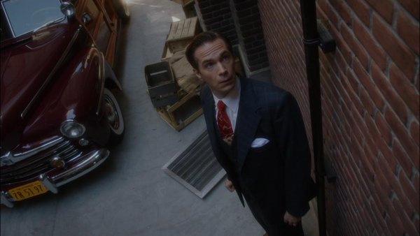 James D'Arcy in 'Marvel's Agent Carter.' (Photo: Twitter)