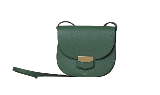 Jade - Small Trotteur Supersoft Calfskin, $2,250, Celine.com (Photo: Courtesy Celine).
