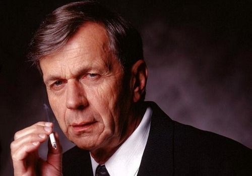 The Smoking Man.