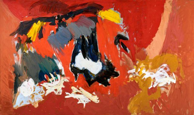 Ethel Schwabacher, Antigone I, 1958.