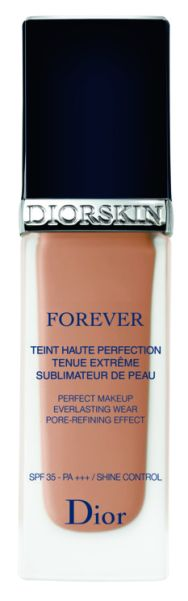 DiorSkin Forever Luminous Matte Finish in Honey Beige, $50, Dior.com