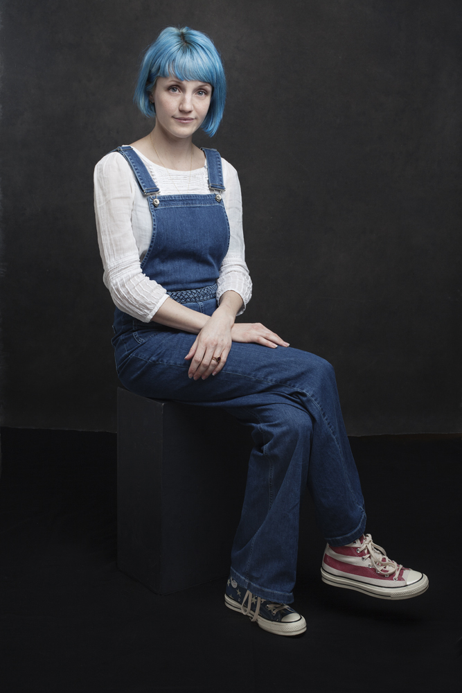Andrea Lacey , Fashion week behind the scenes photo: celeste sloman / ny observer