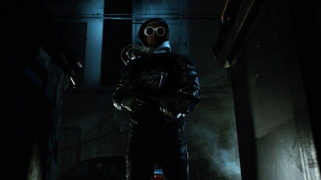 Nathan Darrow as Mr. Freeze.