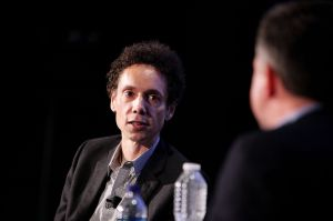 Malcolm Gladwell speaks at the 2010 New Yorker Festival. (Photo Amy Sussman/Getty Images the New Yorker)