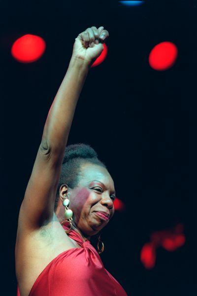 Nina circa 1991 (BERTRAND GUAY/AFP/Getty Images)
