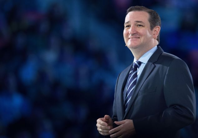 Sen. Ted Cruz (Photo: Paul J. Richards for RICHARDS/AFP/Getty Images)