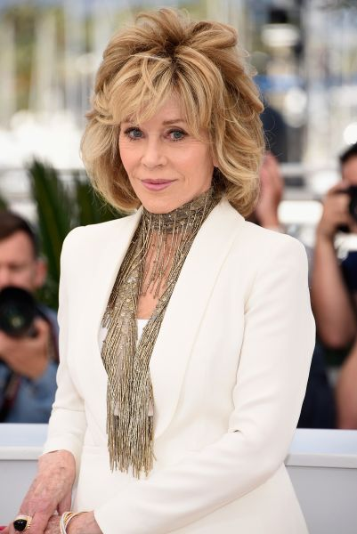 Jane Fonda. (Photo Clemens Bilan/Getty Images)