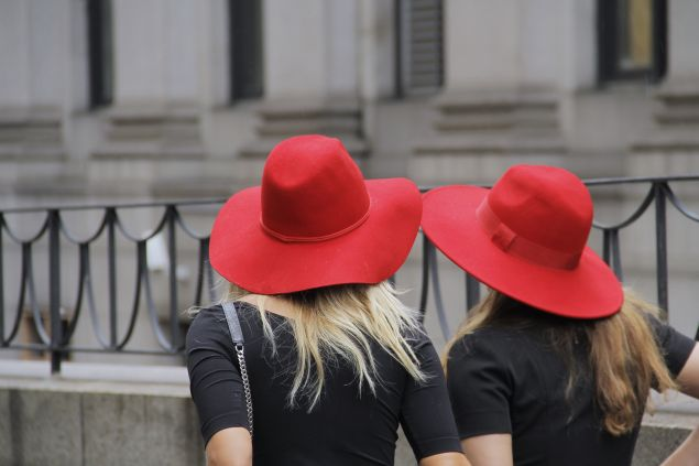 Tribeca's residents now have all the Upper East Side amenities they like. And here come the hats. (Photo: Georgie Wileman/Getty Images)