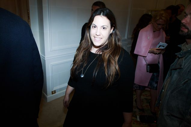 Mary Katrantzou (Photo: Victor Boyko/Getty Images)