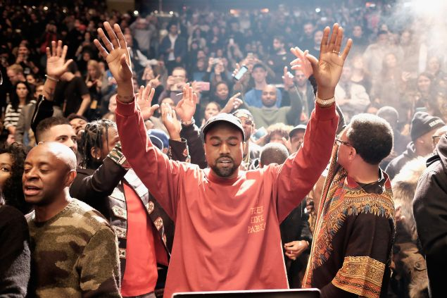 Kanye West debuts The Life of Pablo and Yeezy Season 3.
