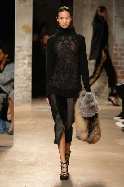 Fur is better than a handbag