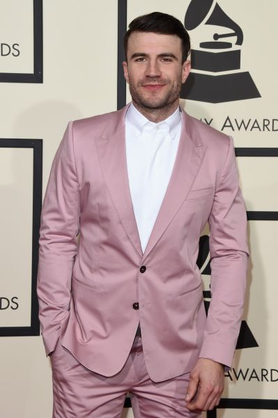 LOS ANGELES, CA - FEBRUARY 15: Singer Sam Hunt attends The 58th GRAMMY Awards at Staples Center on February 15, 2016 in Los Angeles, California.