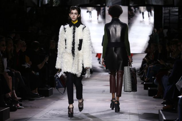 The Mulberry show