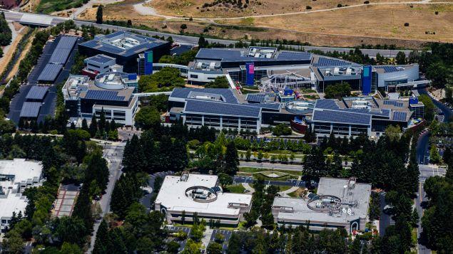 The Googleplex in Santa Clara, California. (Photo: Wikipedia)