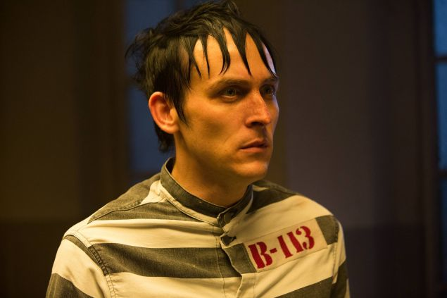 Robin Lord Taylor as Oswald Cobblepot.