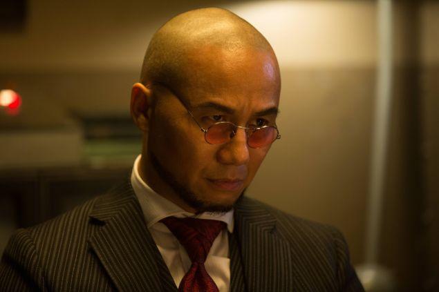 BD Wong as Hugo Strange in Gotham.