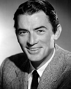 Huntsman counted Gregory Peck as a client. (Photo: Wikipedia)