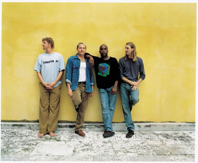 Hootie & the Blowfish.