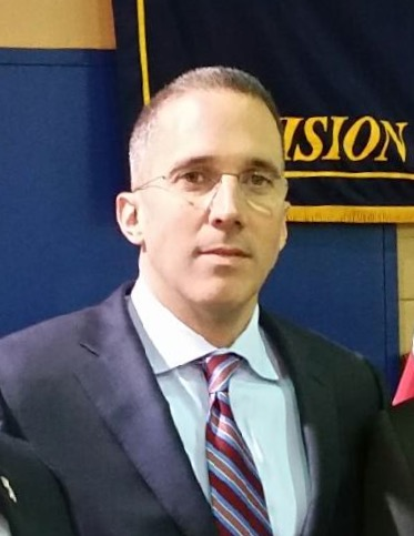 Alfonso is running for sheriff in Bergen County.