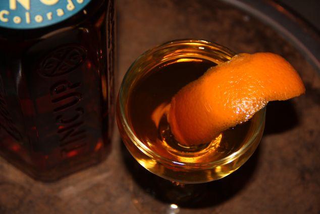 Brooklyn cocktail.