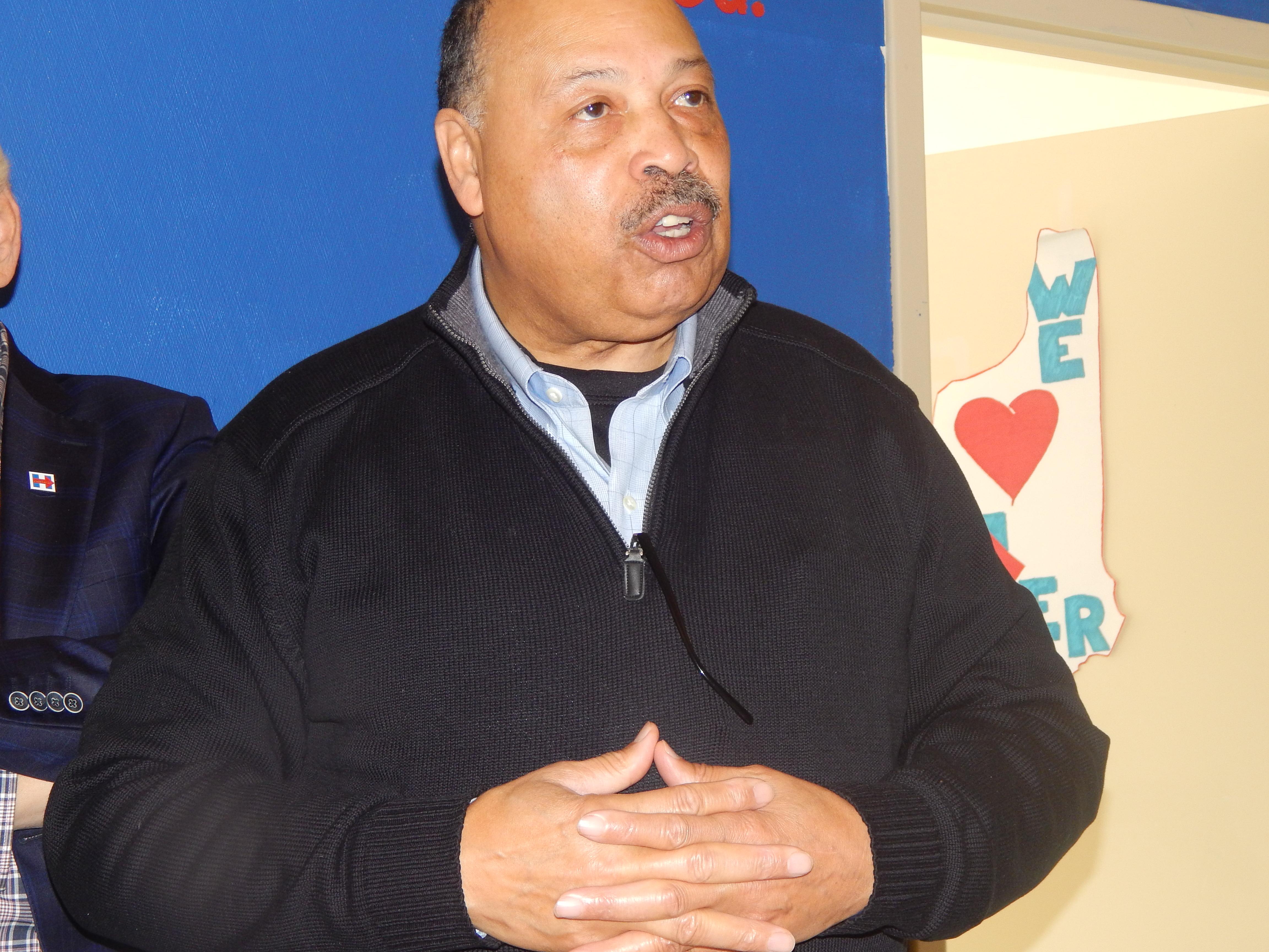 NJDSC Chairman John Currie.