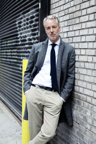 Michael Bastian (Photo: Michael Bastian).