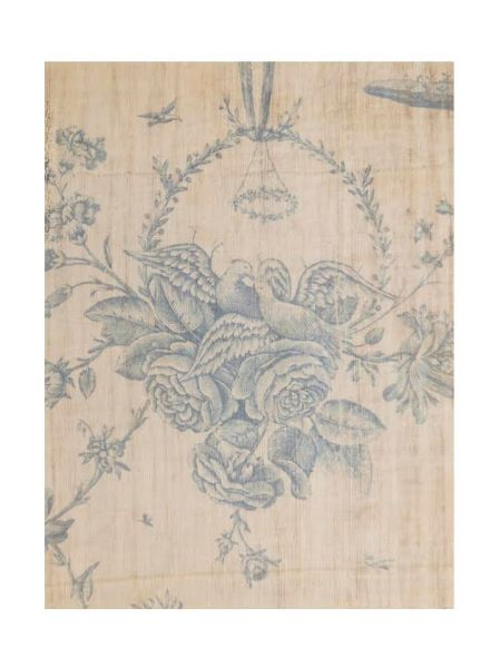 Toiles de Jouy French Printed Cottons (Photo: Christine Smith)