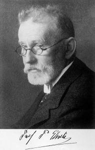 Dr. Paul Ehrlich.